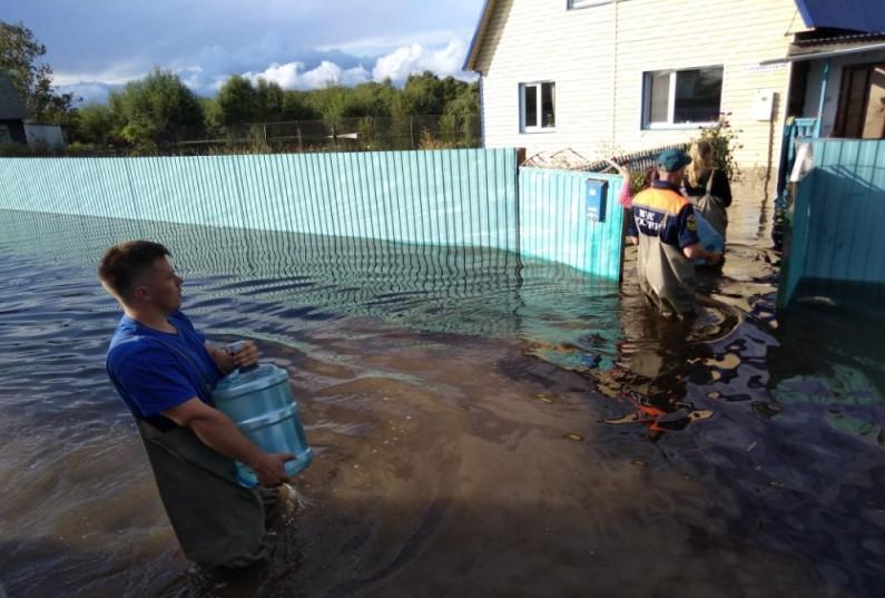 Власти ЕАО направили на борьбу с паводком более 60 млн рублей