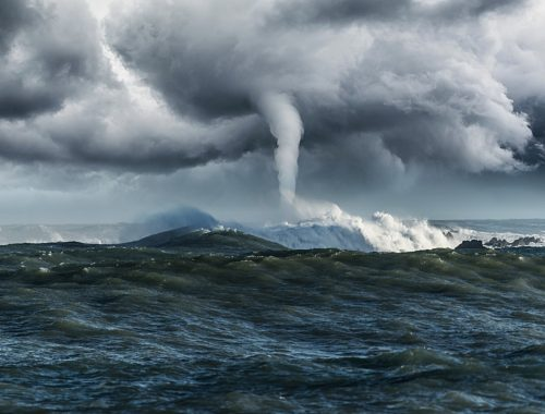 Новый тайфун может обрушиться на ЕАО