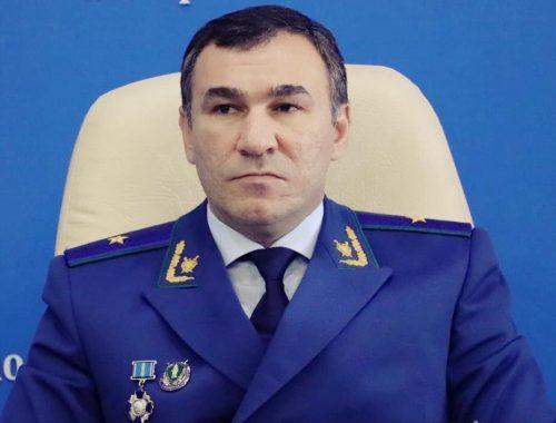 Прокурор ЕАО Заурбек Джанхотов обратился к жителям региона