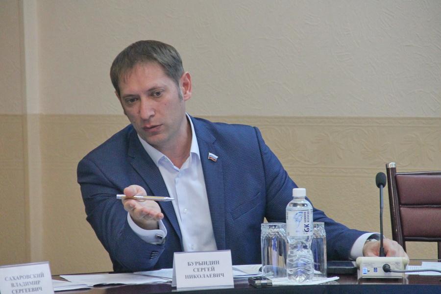 Самовыдвиженец Сергей Бурындин вступил во фракцию «Единая Россия»