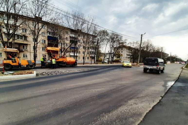 В ЕАО отремонтируют более 27 километров дорог в этом году