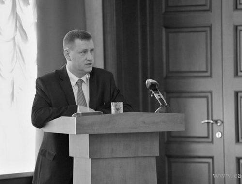 Скончался экс-заместитель начальника управления экономики правительства ЕАО Максим Кауфман