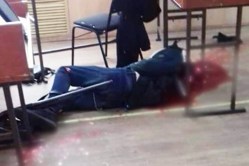 Студент устроил стрельбу в благовещенском колледже: один человек погиб, трое ранено