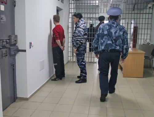 Журналисты и общественники побывали в биробиджанском СИЗО