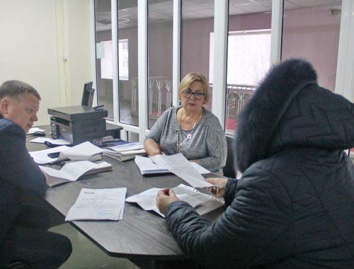 Жители ЕАО получили бесплатные юридические консультации в редакции интернет-газеты «Набат»