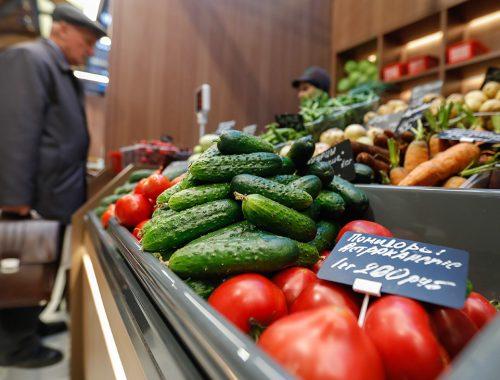 С овощей на крупы перешли россияне из-за нехватки денег
