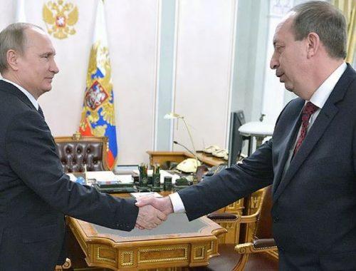 Левинталь ушёл в отставку — врио губернатора ЕАО назначен сенатор Ростислав Гольдштейн