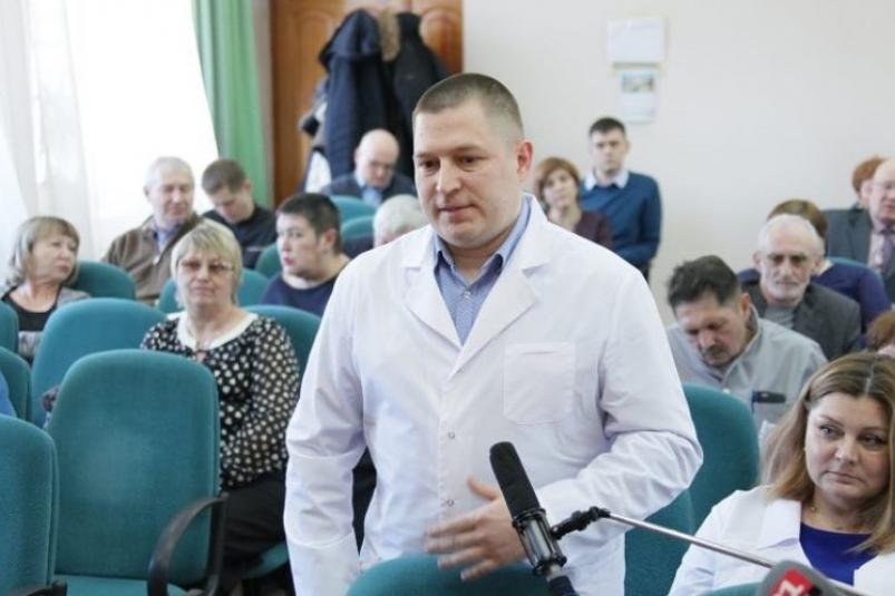 Новым начальником облздрава станет Николай Приходько