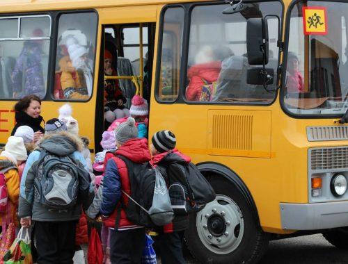 В Биробиджанском районе продолжается «грабеж» школьников в общественном транспорте