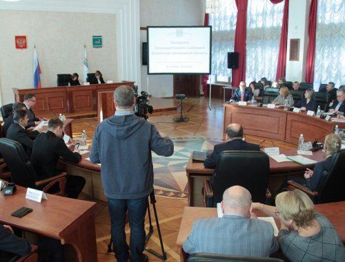 Оппозиция в Заксобрании ЕАО раскритиковала проект профицитного бюджета на 2020 год