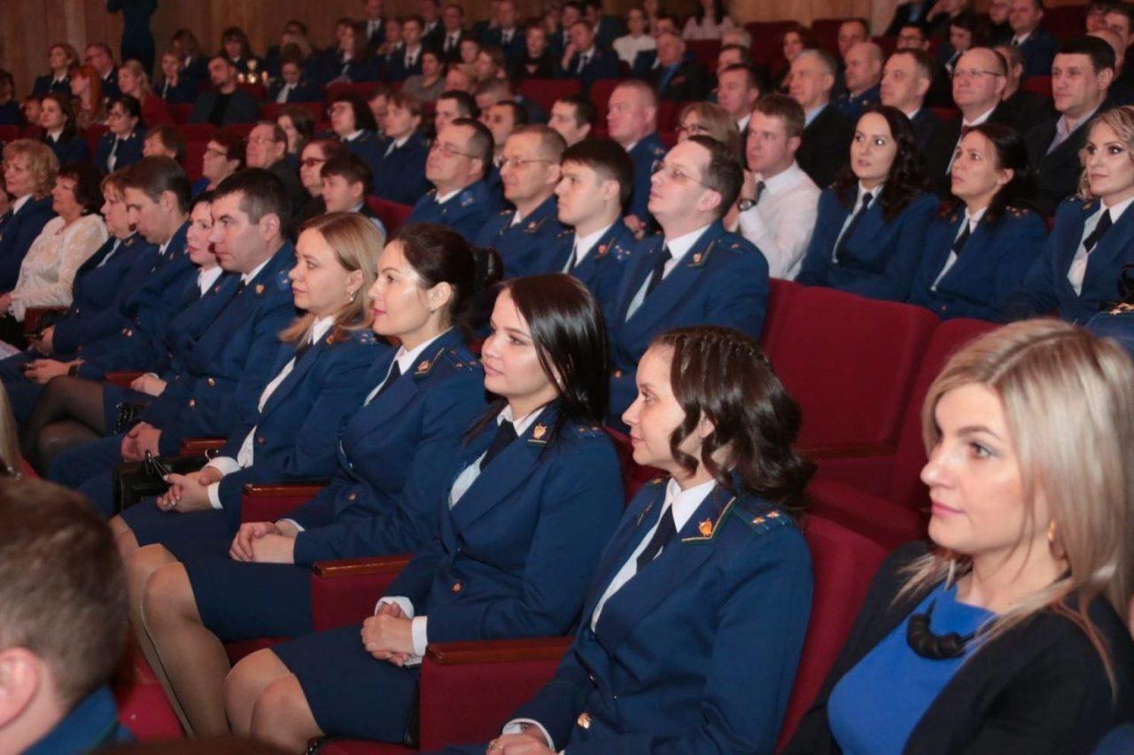 85-летие прокуратуры ЕАО отметили в областной филармонии