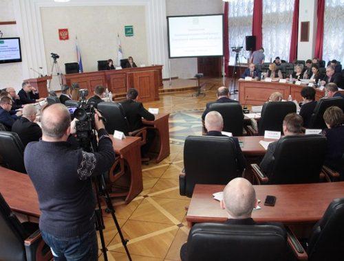 «Время эксперта» появилось в парламенте ЕАО