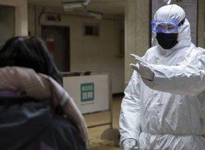 В Благовещенске госпитализировали с высокой температурой водителей, возивших грузы из Китая