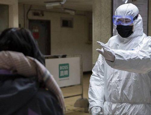 2027 человек заразились коронавирусом в Китае
