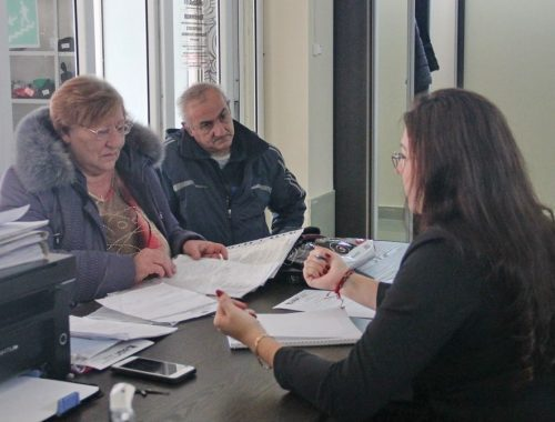 Биробиджанцы получили бесплатные юридические консультации при содействии «Набата»