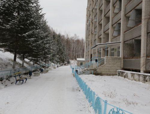 Основной корпус санатория «Кульдур» вновь открывает двери для отдыхающих