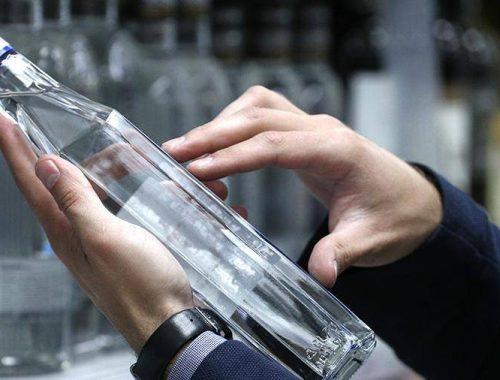В России с 1 января подорожала водка