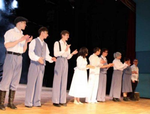 Пьесу о еврейской поэтессе Рахеле Блувштейн смогли посмотреть биробиджанцы