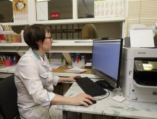 В женской консультации Биробиджана появилась онлайн запись к врачу