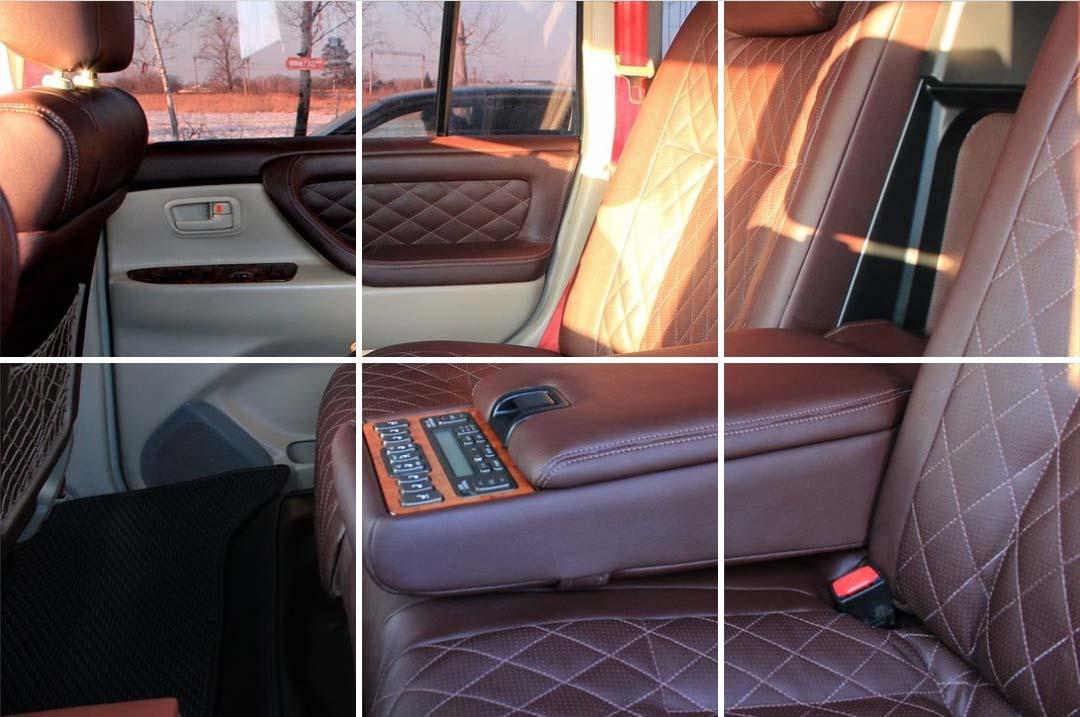 Диван с функцией массажа установили в салоне служебного автомобиля мэра Биробиджана