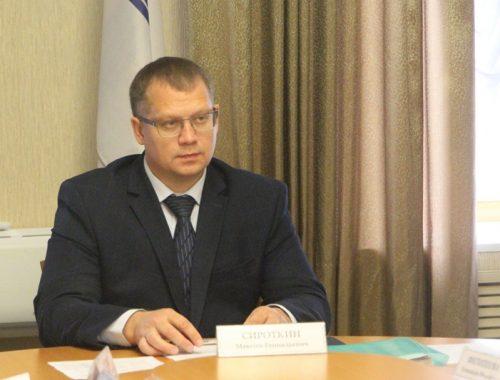 Максим Сироткин стал новым главой Ленинского района ЕАО
