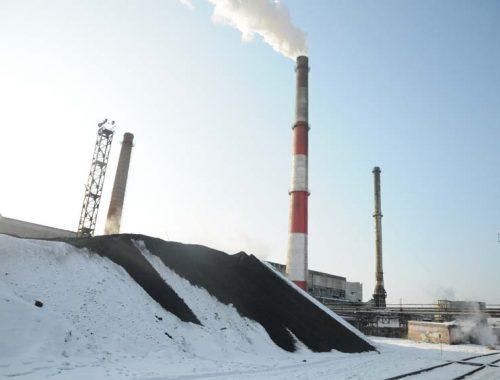 Дополнительный запас угля создали на Биробиджанской ТЭЦ