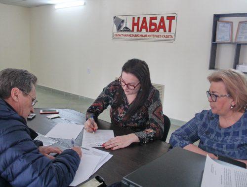 Бесплатную юридическую консультацию могут получить жители ЕАО в общественной приёмной «Набата»