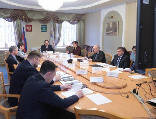 Современные Маниловы? Планы развития ТОР «Амуро-Хинганская» обсудили в правительстве ЕАО