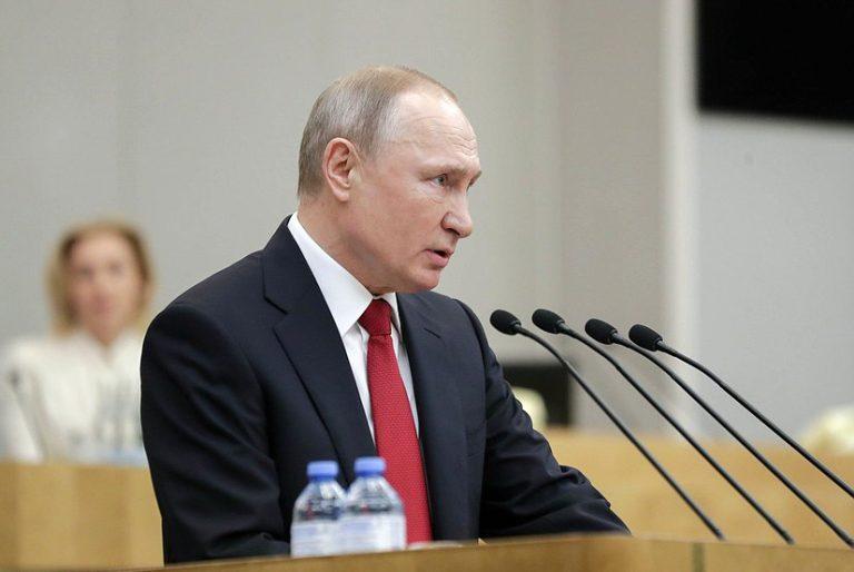 Владимир Путин разрешил себе ещё раз переизбраться президентом России