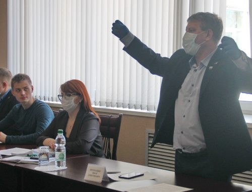 Депутаты гордумы Биробиджана отложили решение по обращению Гольдштейна