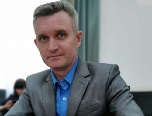 Начальником спортотдела мэрии Биробиджана назначен Александр Данченко