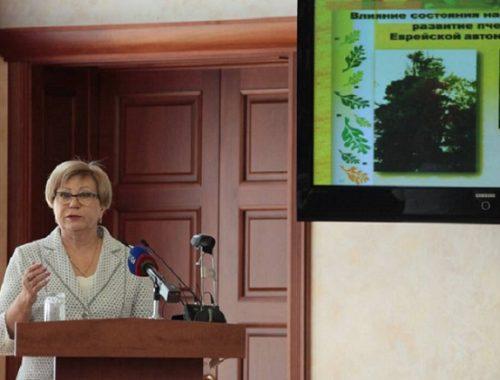 Липовое заседание: меры по охране главного медоноса обсудили депутаты ЕАО