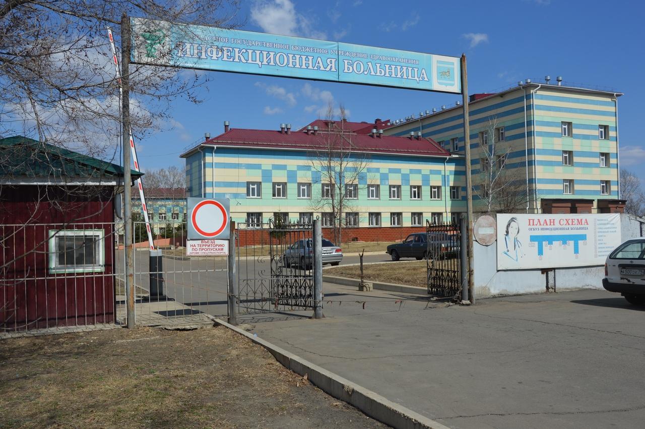 В ЕАО коронавирусные госпитали стремительно заполняются пациентами