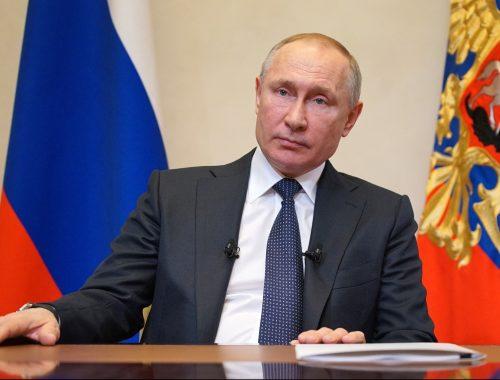 Рейтинг президента РФ упал до минимума — Левада-Центр
