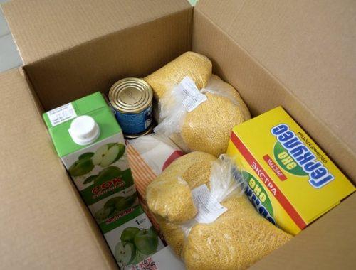 В Воронеже волонтер из «Единой России» продавала продукты, предназначенные для бедных