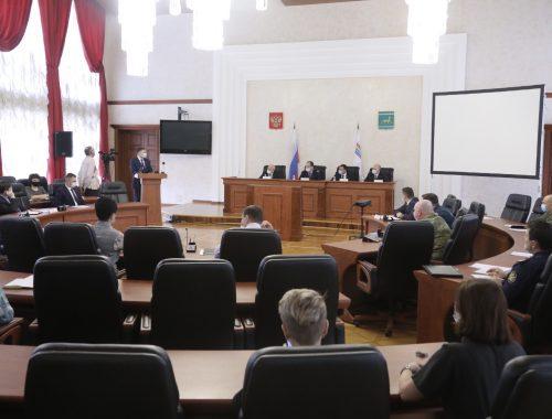 УФСИН ЕАО раскритиковали на оперштабе за провалы в борьбе с эпидемией коронавируса