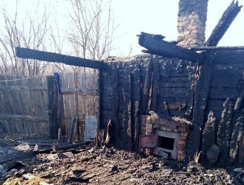 Многодетная семья в Биробиджане лишилась бани