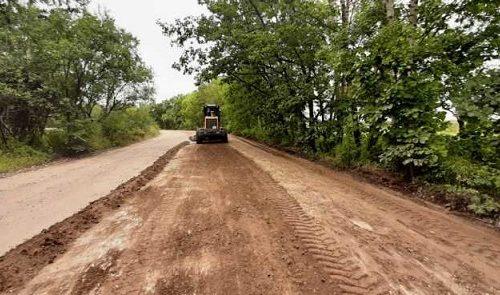 Дорогу на Щукинку отремонтируют в этом году