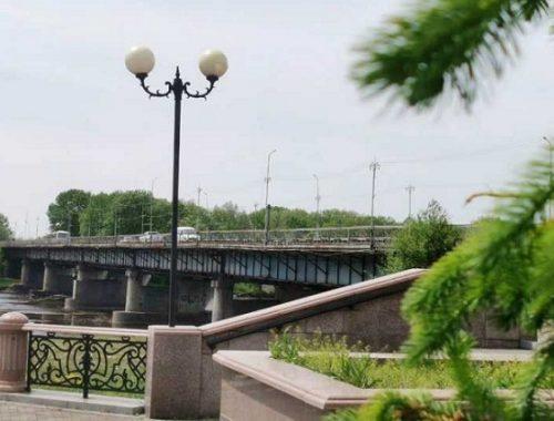 На два дня закроют старый мост через Биру в Биробиджане — реконструкция вновь откладывается
