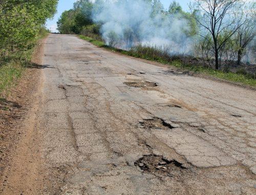 Прокуратура потребовала отремонтировать дорогу в пос. Августовский после публикации «Набата»