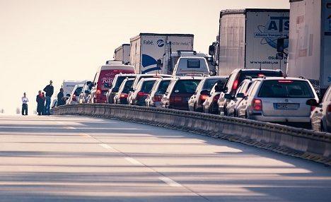 О протесте водителей фур на границе с КНР сообщили в профсоюзе