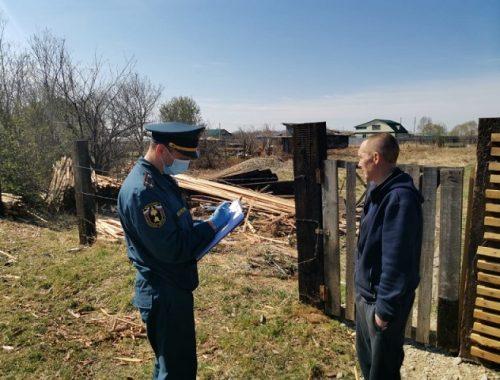 23 поджигателя выявили инспекторы МЧС в ЕАО