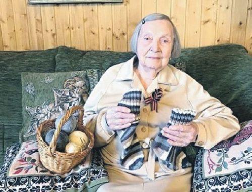Ветеран Великой Отечественной войны собирает средства для врачей, пострадавших от коронавируса