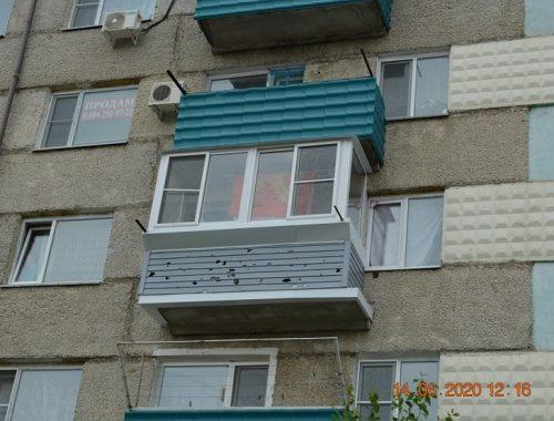 До 40 млн рублей увеличилась предварительная сумма ущерба от града в Николаевке