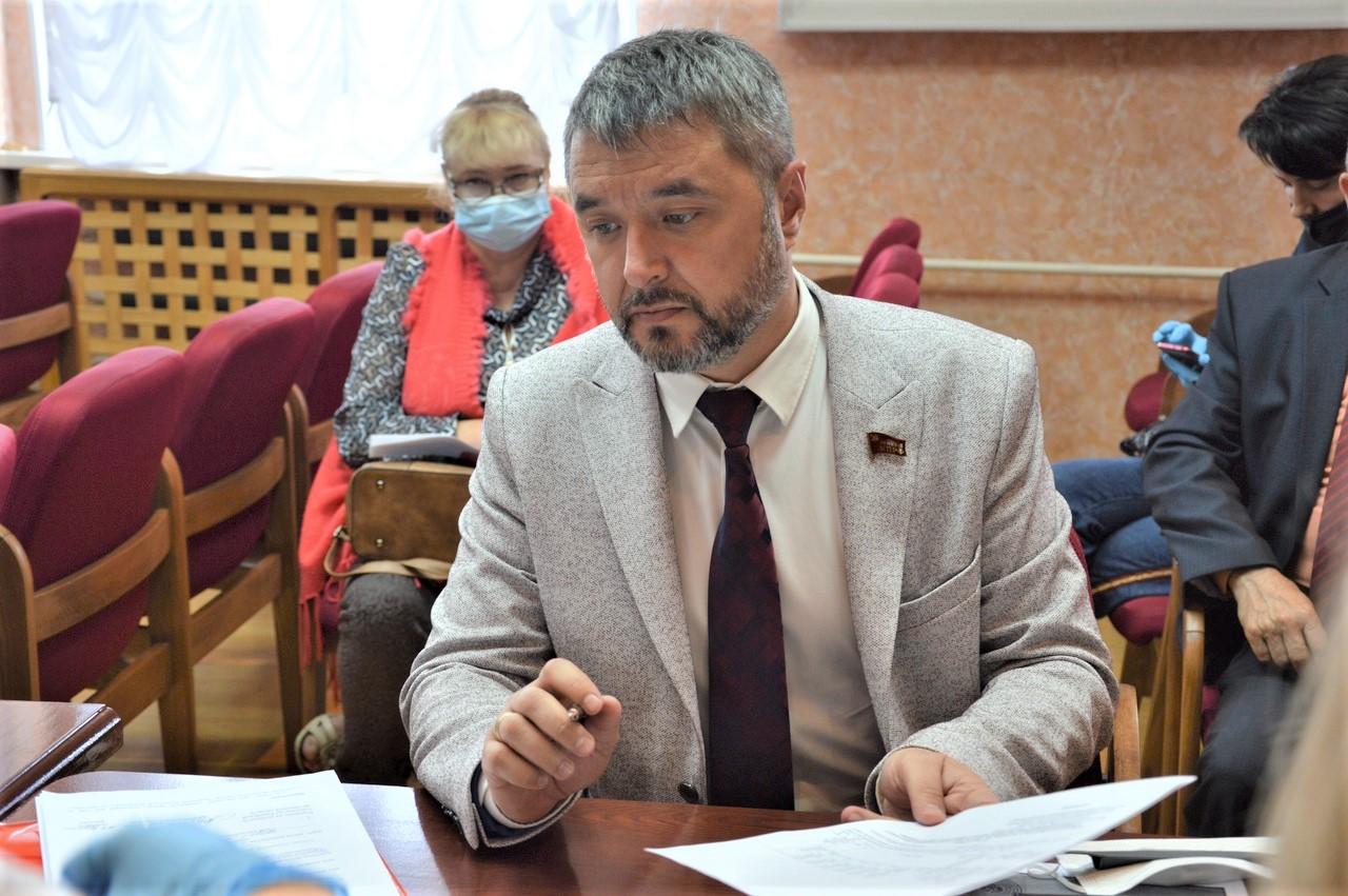 Максим Кукушкин уведомил облизбирком о выдвижении в губернаторы ЕАО