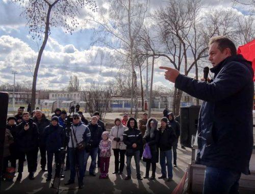 СКР возбудил уголовное дело против лидера движения «За новый социализм» Николая Платошкина