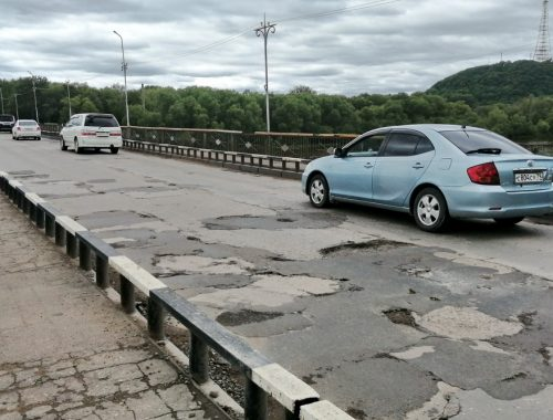 Госэкспертиза забраковала корректировку проекта ремонта старого моста в Биробиджане