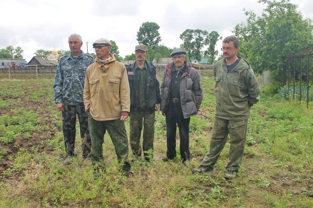 Несколько семей в Валдгейме лишили дороги на родные огороды