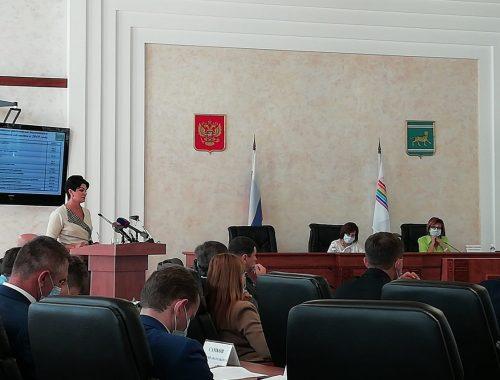 Годовой отчёт правительства ЕАО в Заксобрании прошёл без участия врио губернатора