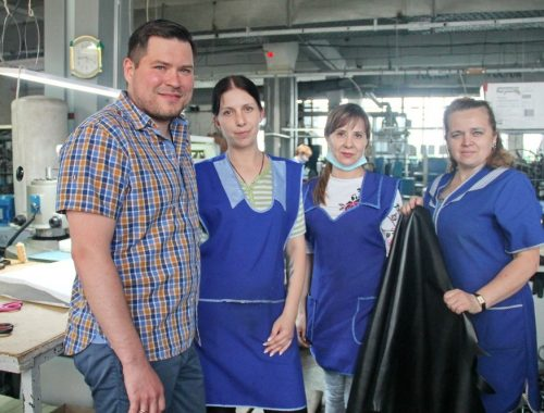 Биробиджанская обувная фабрика «Росток» продолжает радовать потребителей